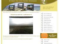 Ahrenshoop mit Blick auf Düne, Strand und Ostsee