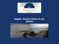 Altefähr Hafen
