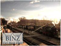 Webcam Binz - Bahnhof Rasender Roland