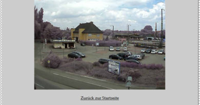 Webcam Boizenburg Bahnhof