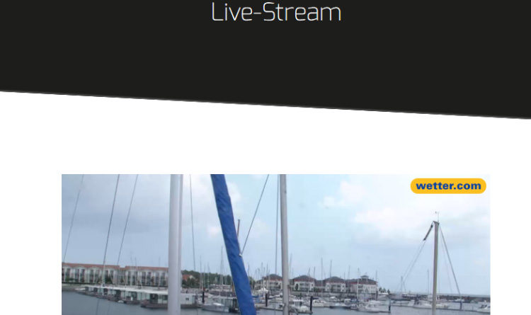 Webcam Boltenhagen Yachthafen