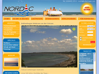 Webcam Boltenhagen - Strand und Seebrücke