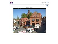 Webcam Gadebusch Marktplatz