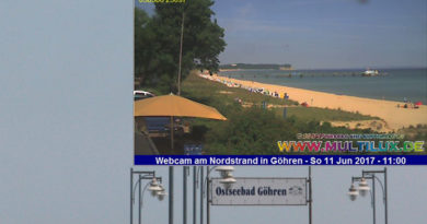 Göhren Strand Rügen