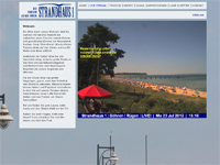 Webcam Göhren (Rügen) mit Blick auf den Strand