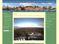 Webcam Jagdschloss Granitz bei Binz auf Rügen