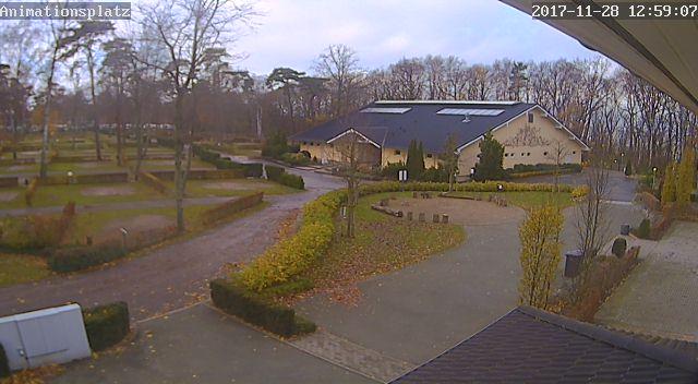 4 Webcams vom Campingplatz Kühlungsborn