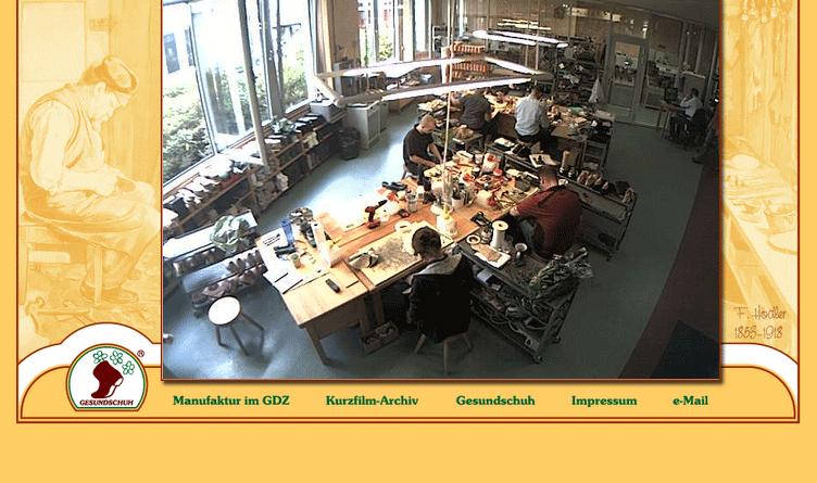 Webcam Rostock Gesundschuhmanufaktur Lütten Klein