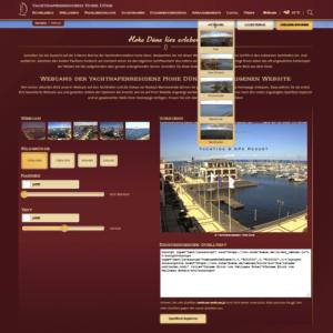 Webcam Rostock Hohe Düne Yachthafen Residenz