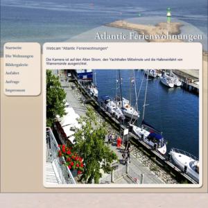 Webcam Rostock Warnemünde Alter Strom, Yachthafen Mittelmole, Hafeneinfahrt