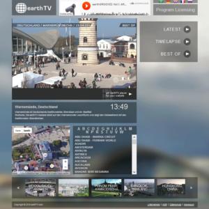 Webcam Rostock Warnemünde Leuchttrum Strandpromenade