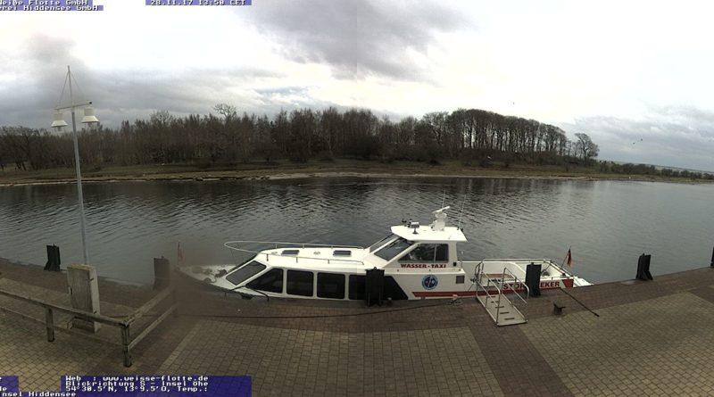 Webcam Hafen Schaprode (Rügen)