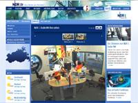 Webcam Schwerin Blick in das Studio von NDR 1 Radio MV in Schwerin