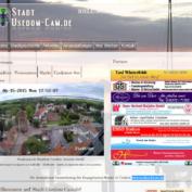 Webcam Usedom Stadt