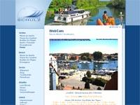 Webcam Waren Stadthafen
