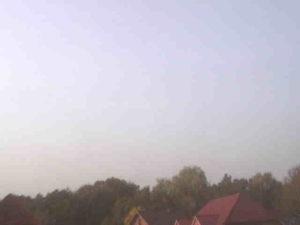 Hagenow - Wettercam mit Blick auf den Himmel über Hagenow