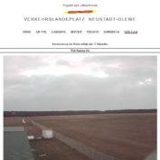 Webcam Flugplatz Neustadt-Glewe