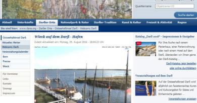 Webcam Wieck Darß Hafen