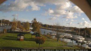 Webcam Greifswald Yachthafen