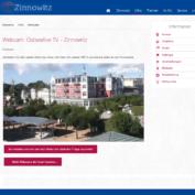 Webcam Zinnowitz